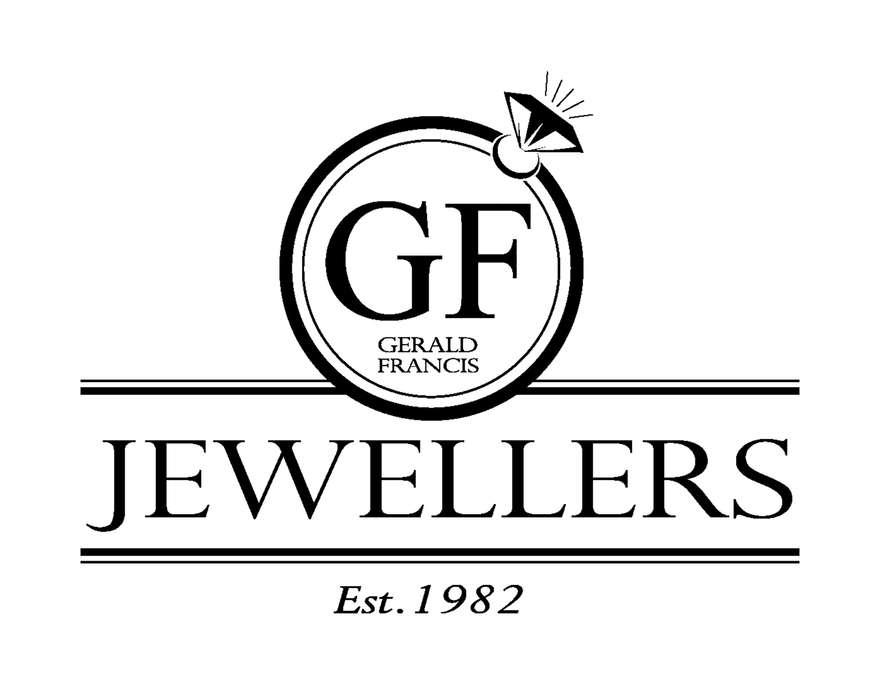 Gerald Francis Jewellers Logo